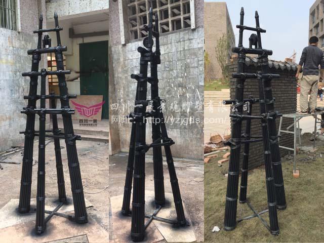 四川卫生康复职业学院圆雕与浮雕制作