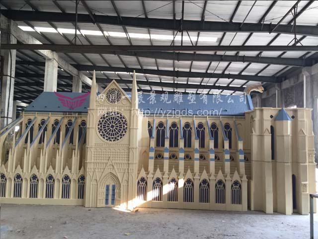 大型微缩景观竞博投注制作系列一科隆大教堂