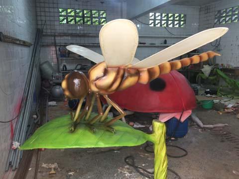 仿真昆虫竞博投注制作
