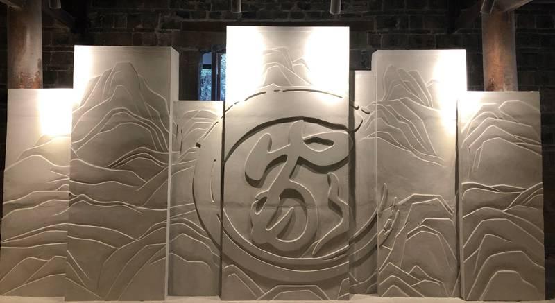 水泥竞博投注制作和石雕工艺品的维护