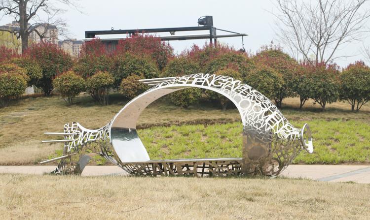 景观竞博投注形式与不锈钢竞博投注的完善