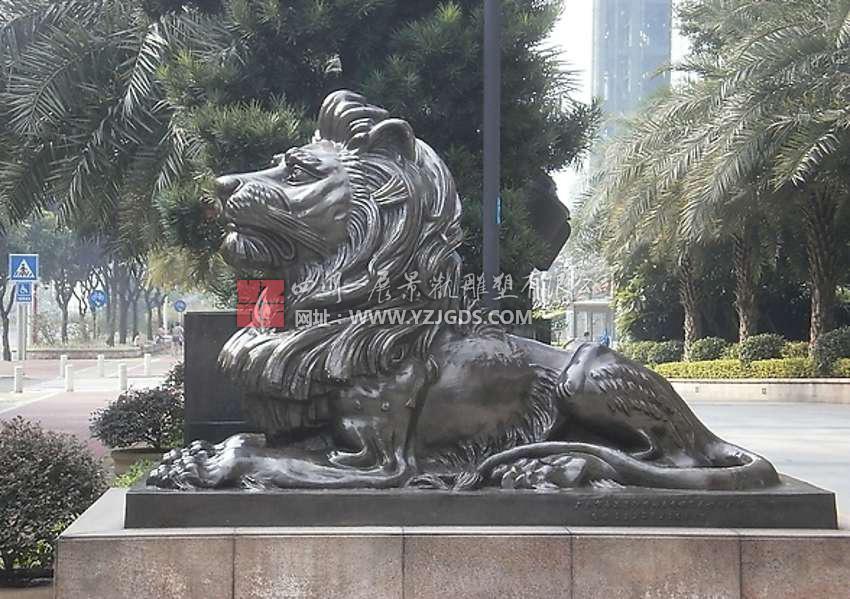 重庆杨家坪铜雕